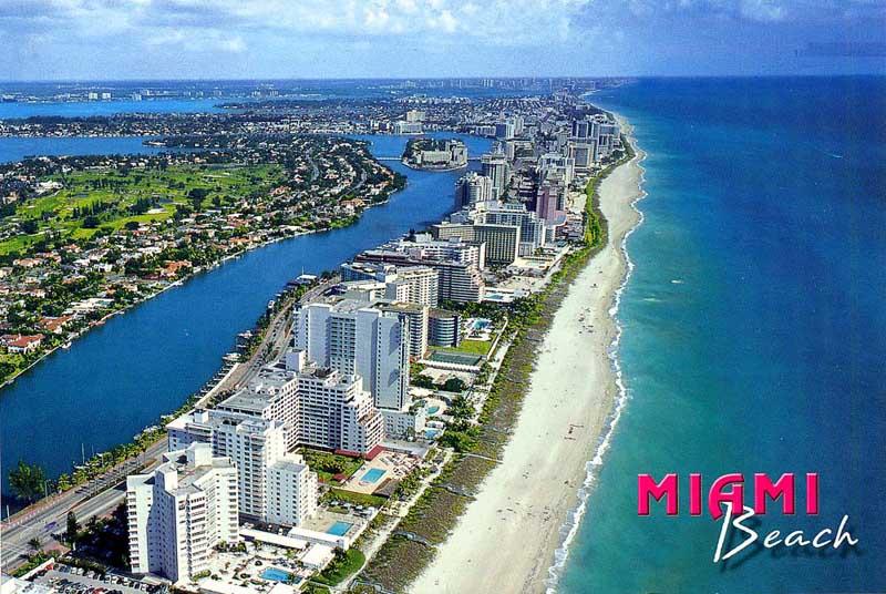 Trop bétonnée, la légendaire Miami Beach coûte une fortune en remblayage