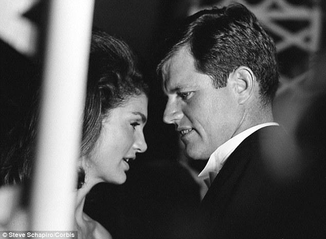 Jackie-Ted-Kennedy