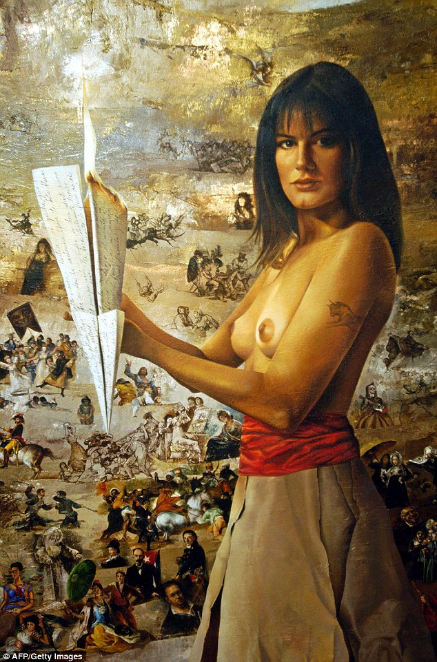 letizia-peinture