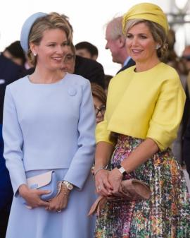 Mathilde et Maxima