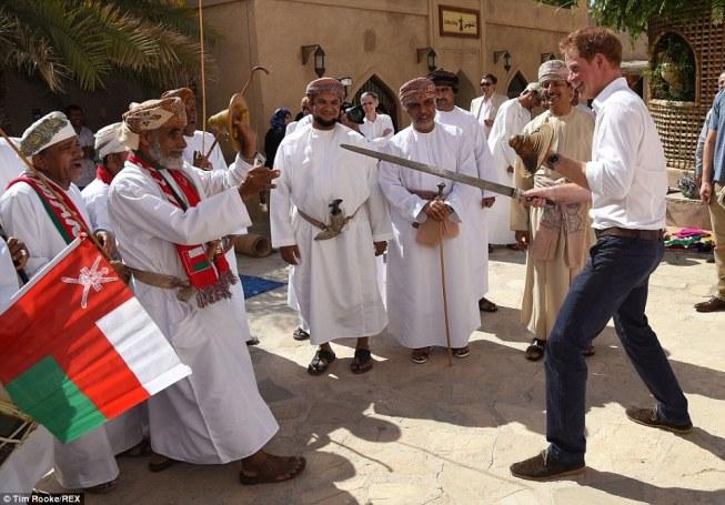 Harry-Oman