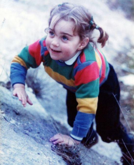 Kate Middleton - Family Photographs - 2011