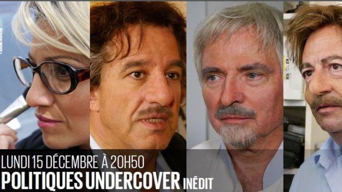 politiques-undercover