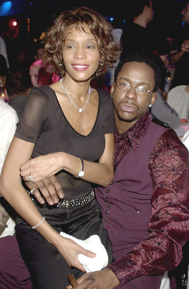 WHITNEY -BOBBY BROWN