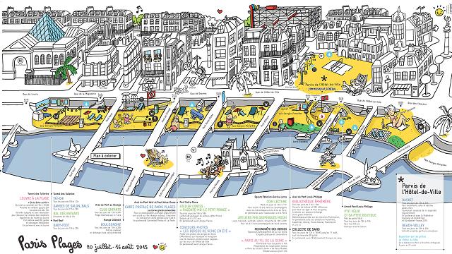 Paris-Plages-2015-Map