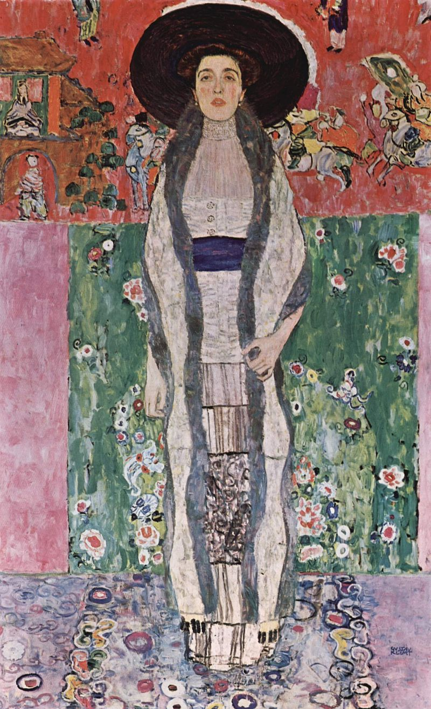 Adele II - Gustav_Klimt_047