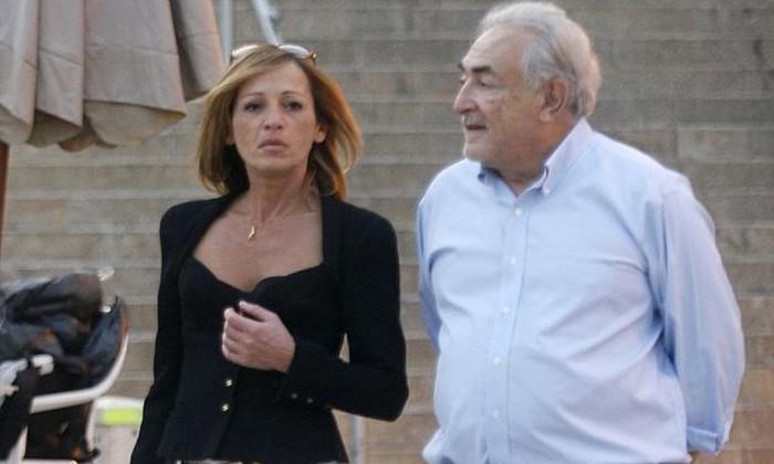 DSK et sa Myriam