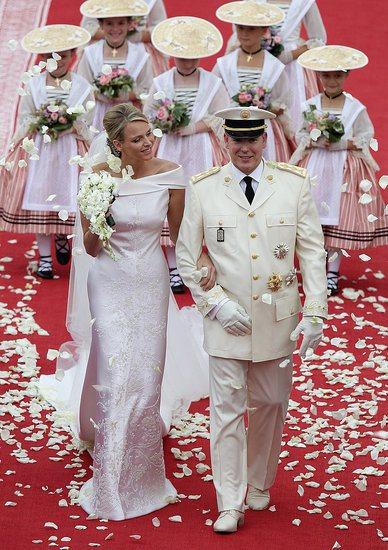charlene-albert-mariage