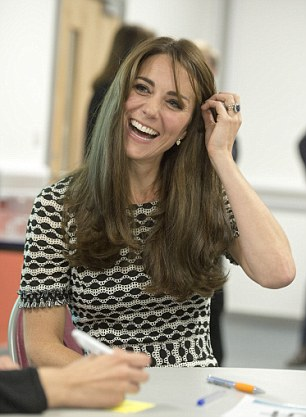 The Duke and Duchess of Cambridge marked World Mental Health Day at an event hosted by Mind at London's Harrow College The Duke and Duchess met young people who have battled their own mental health problems and now volunteer with the anti-stigma campaign Time to Change or Mind in Harrow, to raise awareness about mental health with other young people. Their Royal Highnesses observed a Mindkit training session at the college's Enterprise Centre, and attended a reception to celebrate World Mental Health Day.on Saturday 10 October. Pool Picture: Arthur Edwards.