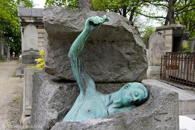lachaise-sculpture