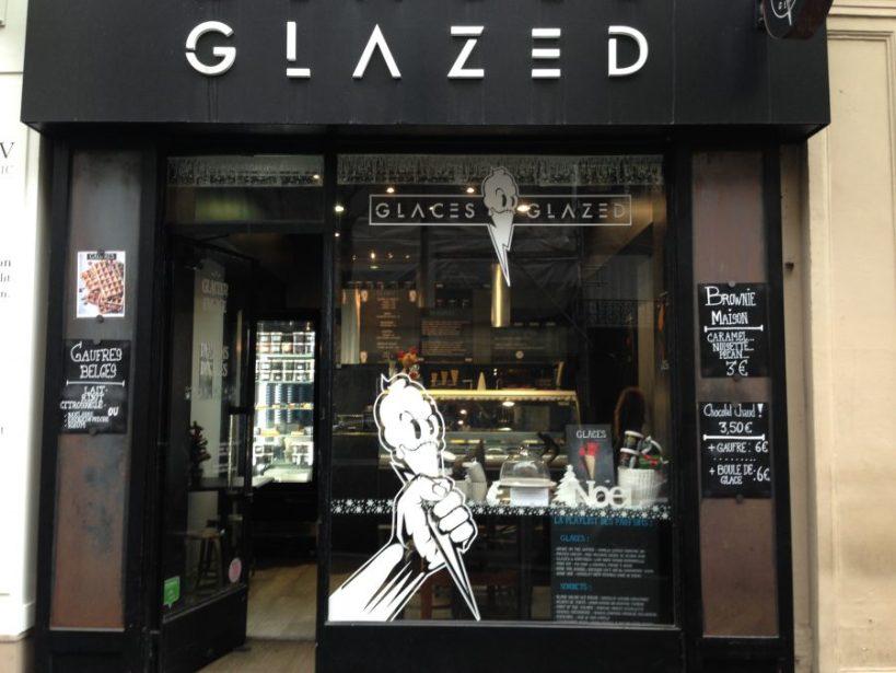 glaces-glazed