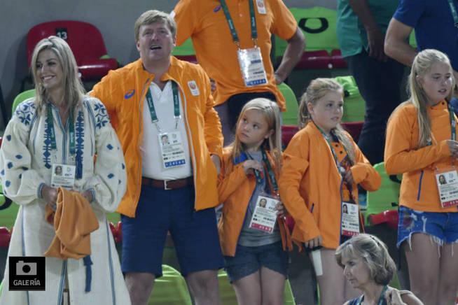 hollande-famille