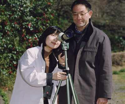 nori-ornithologue