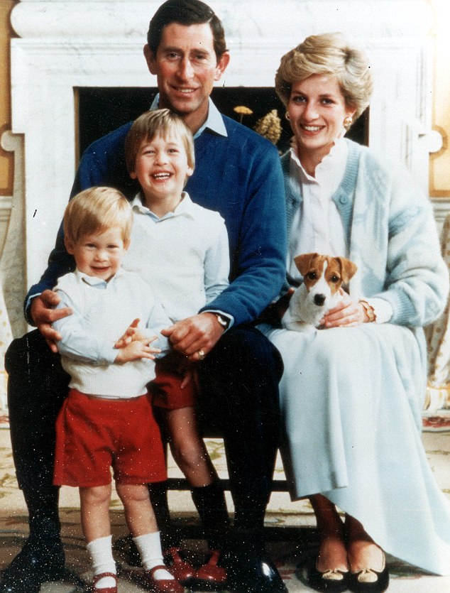 PKT 466 -91208 LP3D PRINCE OF WALES - HOMELIFE 1986 Beneath the smiles there were tensions The words on this year's royal greetings card says 'a very Happy Christmas' but the picture says anything but. Prince William and brother Harry stare out without a smile between them. Of the Prince and Princess of Wales there is not a sign. It is a poignant illustration of how far apart the couple have moved. For the first time since their marriage, Charles and Diana have broken the tradition of appearing together on their official Christmas card. At the end of a year which turned into one of the worst Charles and Diana have known, togetherness no longer figures highly, even at Christmas. It wasn't always like that. The collection printed here was assembled from various sources who have been on the mailing list through the years.