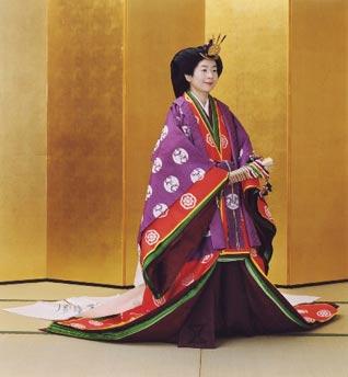 sayako-mariage
