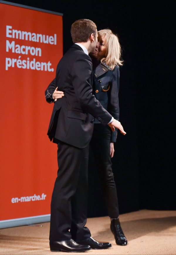 PEOPLE-ENG- Brigitte Macron, the next First Lady | L'effet colibri, the  hummingbird effect