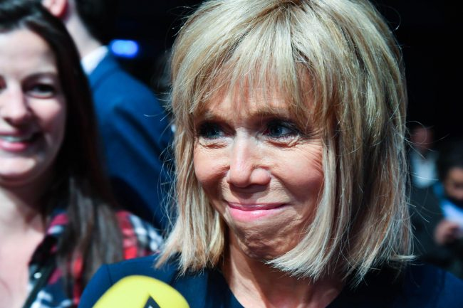 People Eng Brigitte Macron The Next First Lady L Effet